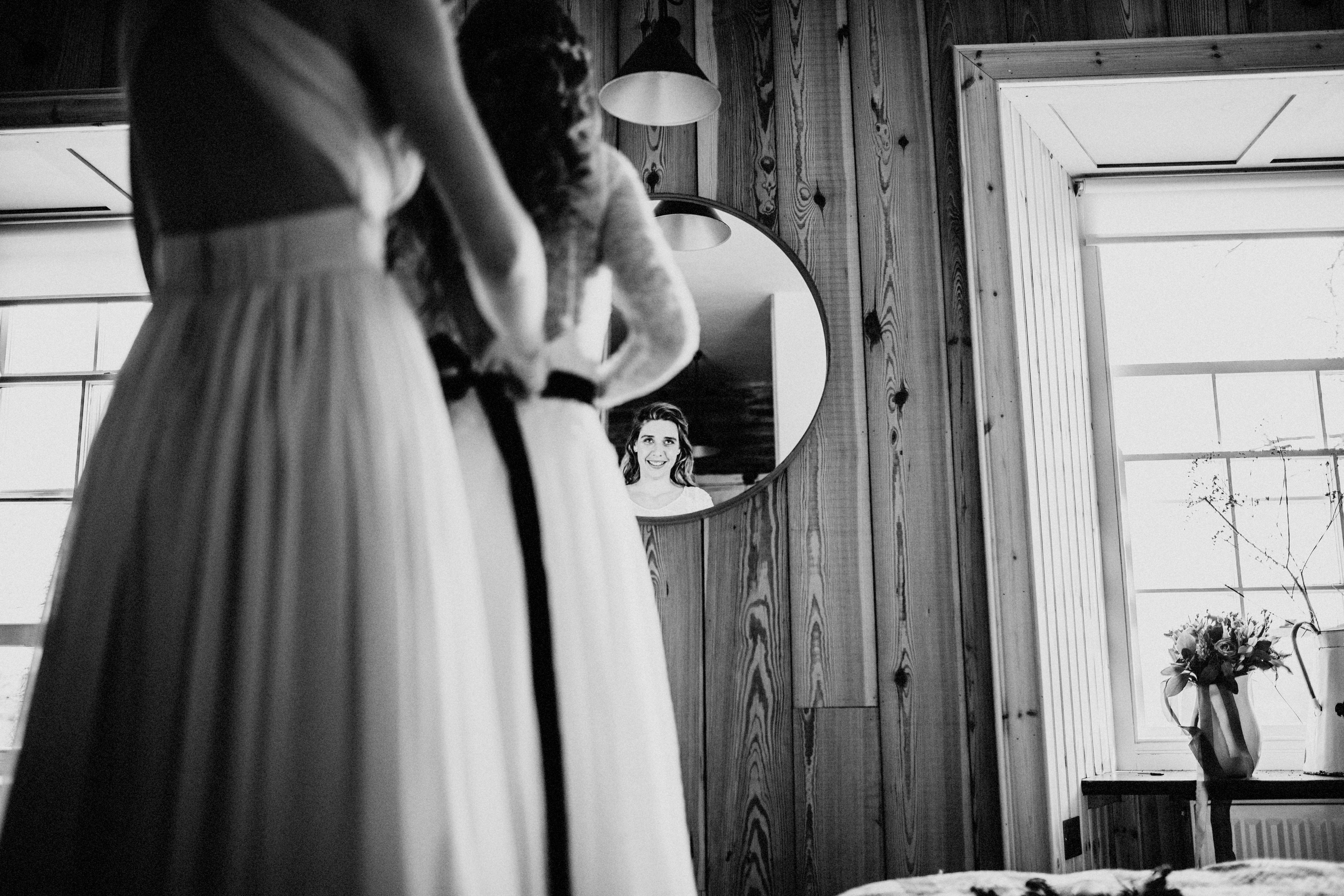Wedding Photographer Wales Fforest Spanish Romance