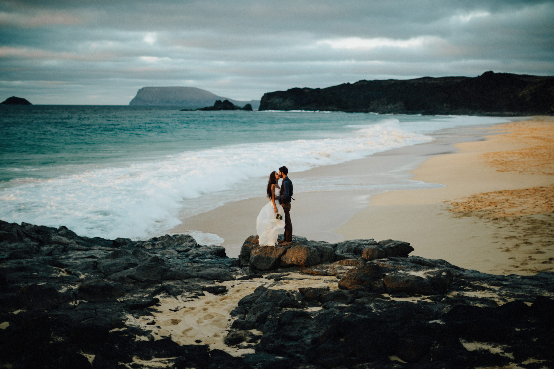 Wedding Photographer bora bora
