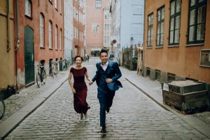 Copenhagen Wedding