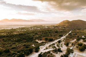 drone image of San Jose De Los Cabos