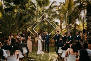 San Jose Del Cabo Wedding ceremony
