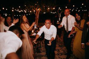 acre baja wedding party images